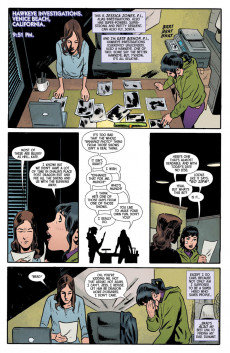 Extrait de Hawkeye (2017) -6- A Case, A Chase, A Shooting Ace