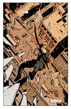 Extrait de Hawkeye (2012) -1- Lucky