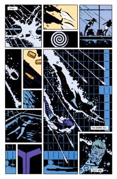 Extrait de Hawkeye (2012) -2- Vagabond code
