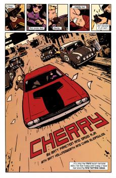 Extrait de Hawkeye (2012) -3- Cherry