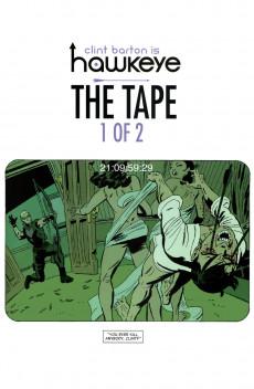 Extrait de Hawkeye (2012) -4- The Tape 1 of 2