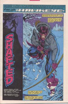 Extrait de Hawkeye (1994) -1- Shafted!