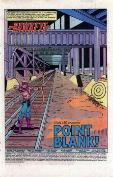 Extrait de Hawkeye (1983) -2- Point Blank!