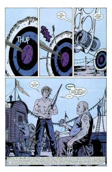 Extrait de Hawkeye (2003) -2- The High, Hard Shaft Part 2