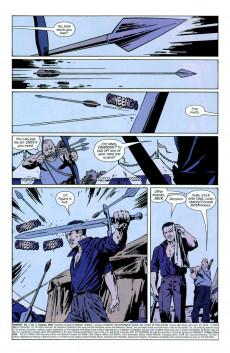 Extrait de Hawkeye (2003) -3- The High, Hard Shaft Part 3