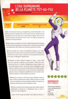 Extrait de Dragon Ball -HS3- Les recettes légendaires de Dragon Ball