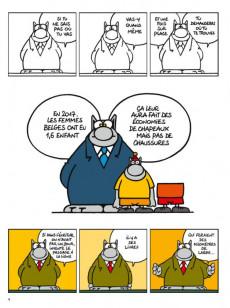 Extrait de Le chat -22- La rumba du chat