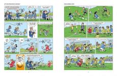 Extrait de Les foot Furieux Kids -5- Tome 5