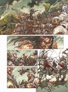Extrait de Conan le Cimmérien -8- Le Peuple du cercle noir