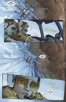 Extrait de Michael Turner's Fathom Vol.5 (Aspen comics - 2013) -3A- Stranger in a strange land