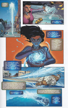 Extrait de Michael Turner's Fathom Vol.6 (Aspen comics - 2017) -1B- Part 1 of 8