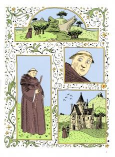 Extrait de Histoire dessinée de la France -7- Croisades et cathédrales - d'Aliénor à Saint Louis