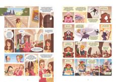 Extrait de L'envers des contes -INT- Tomes 1 à 3