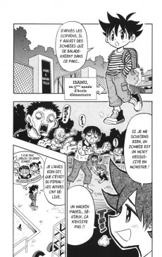 Extrait de Zozo Zombie -1- Vol. 1