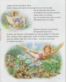 Extrait de Martine -45b- Martine, il court, il court, le furet !