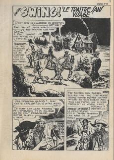 Extrait de Capt'ain Swing! (2e série - Mon Journal) -43- Le traitre sans visage