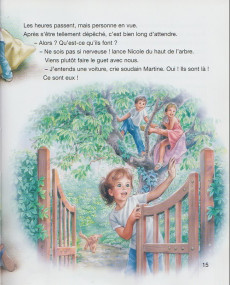 Extrait de Martine (Les plus belles histoires de) -3- Des amis formidables !
