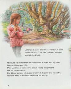 Extrait de Martine -48'- Martine en classe de découverte