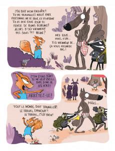 Extrait de Le loup en slip -4- N'en fiche pas une