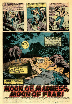 Extrait de Chamber of Chills (Marvel - 1972) -1- A Dragon Stalks by Night!