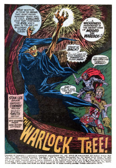 Extrait de Chamber of Darkness (Marvel - 1969) -3- Something Lurks on Shadow Mountain!