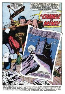 Extrait de Chamber of Darkness (Marvel - 1969) -6- Watch Me Die-- Twice!