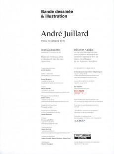 Extrait de (Catalogues) Ventes aux enchères - Daniel Maghen - Daniel Maghen - Juillard - Bande dessinée & illustration - 11 octobre 2019 - Paris