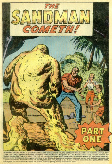 Extrait de Monsters on the prowl (Marvel comics - 1971) -13- Tragg! He who stalks the Subway!