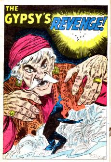 Extrait de Monsters on the prowl (Marvel - 1971) -14- Return of the Titan!