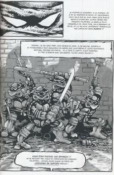 Extrait de Teenage Mutant Ninja Turtles Classics -1- Les Origines