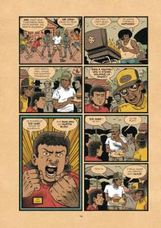 Extrait de Hip Hop Family Tree -4- 1984-1985