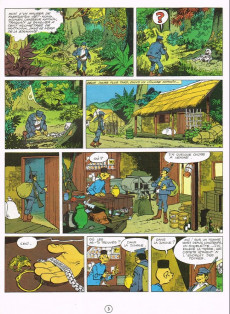 Extrait de Tif et Tondu -24a1983- Aventure birmane