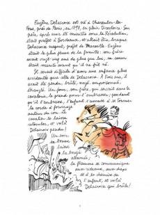 Extrait de Delacroix