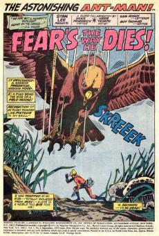 Extrait de Marvel Feature Vol 1 (Marvel - 1971) -5- Egghead Plays for Keeps!