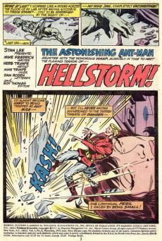 Extrait de Marvel Feature Vol 1 (Marvel - 1971) -6- Whirlwind!