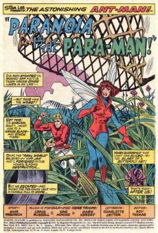 Extrait de Marvel Feature Vol 1 (Marvel - 1971) -7- The Power of the Para-Man!
