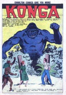Extrait de Konga (Charlton - 1960) -3- (sans titre)