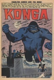 Extrait de Konga (Charlton - 1960) -4- (sans titre)