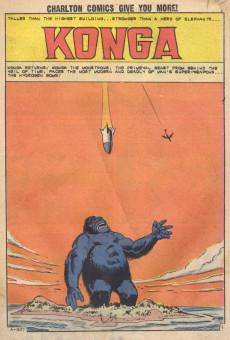 Extrait de Konga (Charlton - 1960) -5- The H Bomb