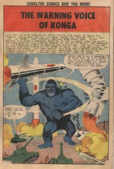 Extrait de Konga (Charlton - 1960) -9- (sans titre)