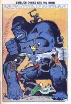 Extrait de Konga (Charlton - 1960) -10- The Mole Men