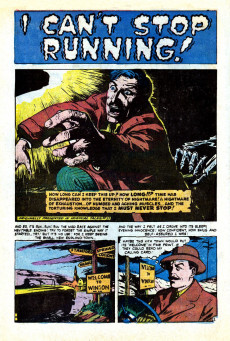 Extrait de Chamber of Chills (Marvel - 1972) -9- I Was...The Man in the Maze!