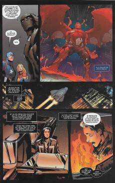 Extrait de Avengers (Marvel France - 2019) -10- Capitaine de rien
