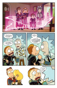 Extrait de Rick and Morty vs. Dungeons & Dragons