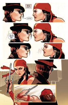 Extrait de Black Widow Vol. 4 (Marvel - 2010) -3- The Name of the Rose, Part Three