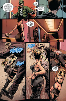 Extrait de Black Widow Vol. 4 (Marvel - 2010) -6- Kiss Or Kill