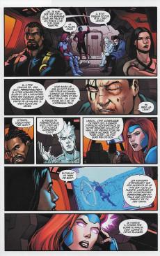 Extrait de X-Men (Marvel France 6e série - 2019) -10- La Séparation (II)