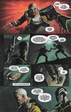 Extrait de X-Men Extra (2e série) -6- Le retouyr de Bullseye