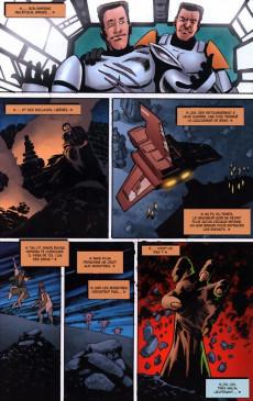 Extrait de Star Wars - Dark Vador : les contes du château -1- Tome 1