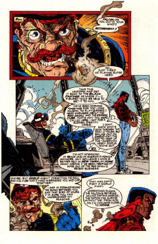 Extrait de Marvel Fanfare Vol. 2 (Marvel - 1996) -1- Captain America and the Falcon Together Again-- --For Their Final Adventure!